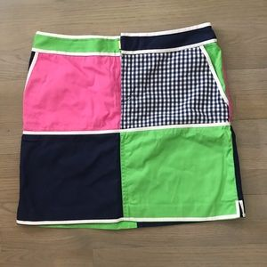Vintage Lilly Pulitzer Skirt- Size 8